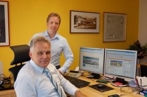 Dr. Ing. Helmut Mayer und Dr. Ing. Stefan Oberleiter
