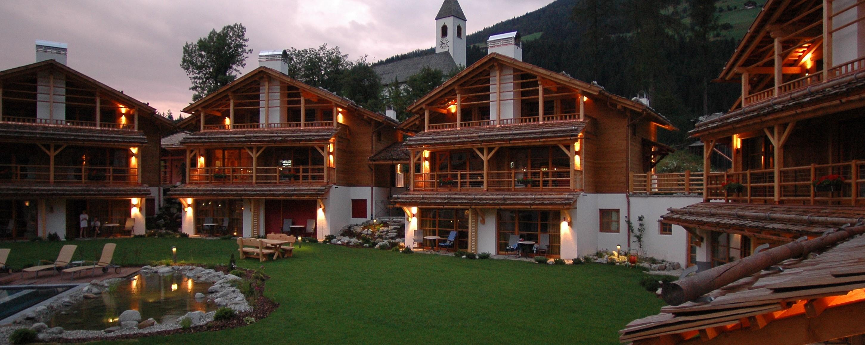 Post Alpina Dolce Vita Family Chalet – Vierschach