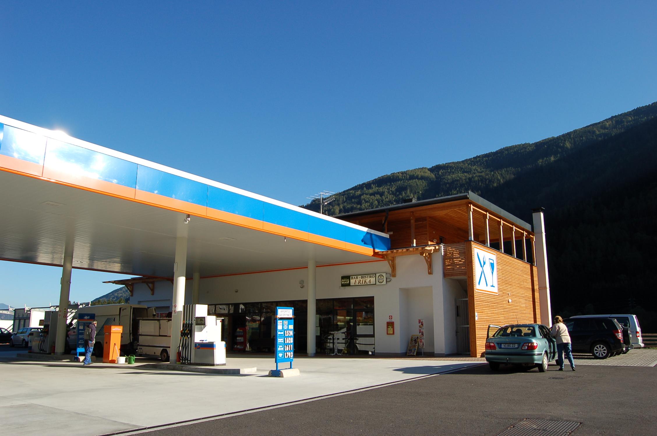 Tankstelle Vintl