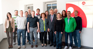 Gruppenfoto Mayer & Partner