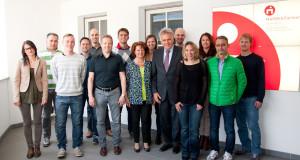 Gruppenfoto Mayer & Partner